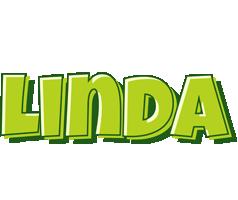 Linda summer logo