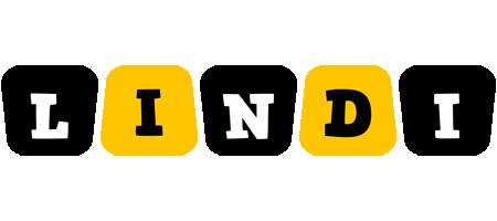 Lindi boots logo