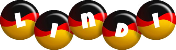 Lindi german logo
