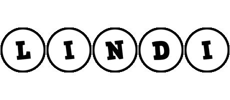 Lindi handy logo