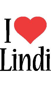 Lindi i-love logo