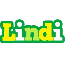 Lindi soccer logo