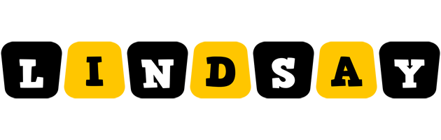Lindsay boots logo