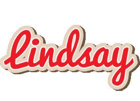 Lindsay chocolate logo