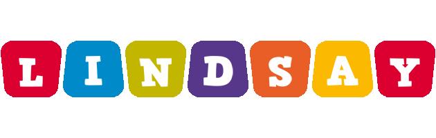 Lindsay daycare logo