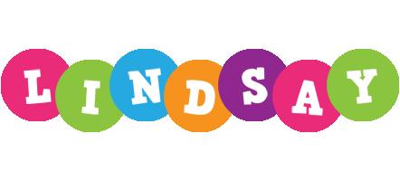 Lindsay friends logo