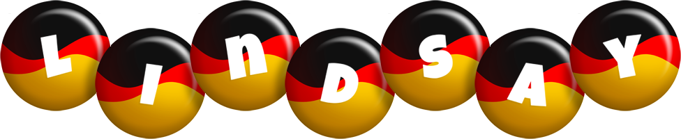 Lindsay german logo