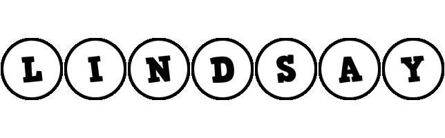 Lindsay handy logo