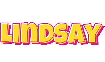 Lindsay kaboom logo