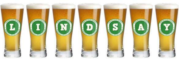 Lindsay lager logo