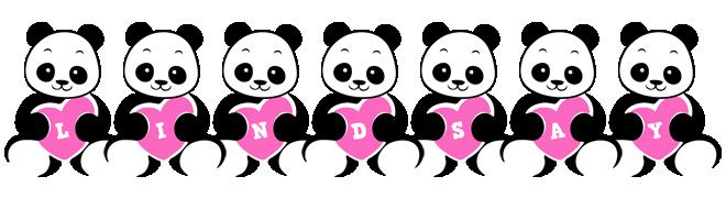 Lindsay love-panda logo
