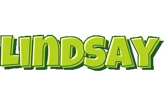 Lindsay summer logo