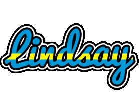 Lindsay sweden logo