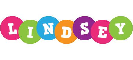 Lindsey friends logo