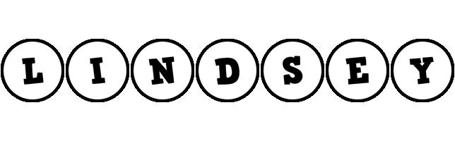 Lindsey handy logo