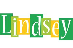 Lindsey lemonade logo