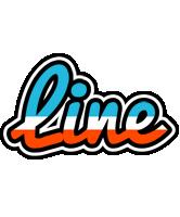 Line america logo