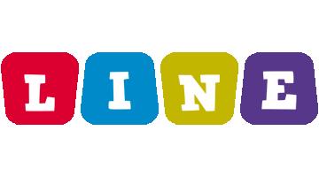 Line daycare logo