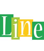 Line lemonade logo