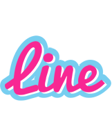 Line popstar logo