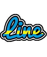 Line sweden logo