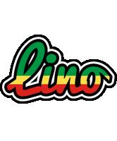 Lino african logo