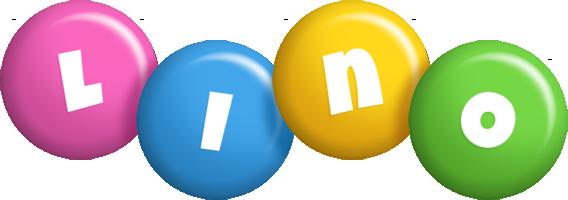 Lino candy logo