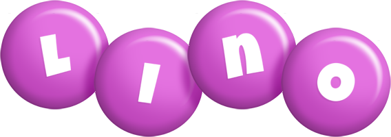 Lino candy-purple logo