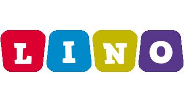 Lino daycare logo