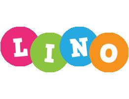 Lino friends logo