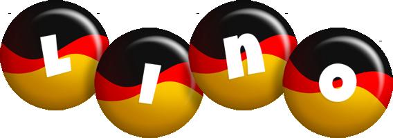 Lino german logo