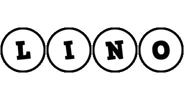 Lino handy logo
