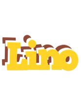 Lino hotcup logo