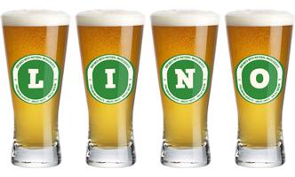Lino lager logo