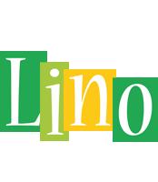 Lino lemonade logo