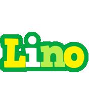 Lino soccer logo