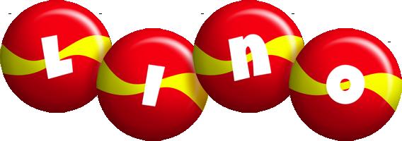 Lino spain logo