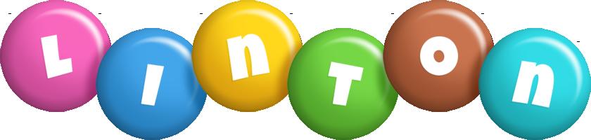 Linton candy logo