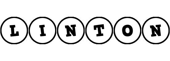 Linton handy logo