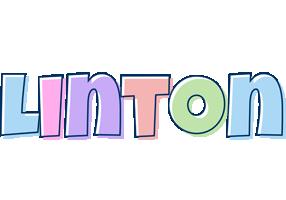 Linton pastel logo