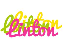 Linton sweets logo