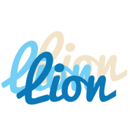 Lion breeze logo