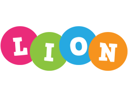 Lion friends logo