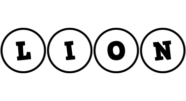 Lion handy logo