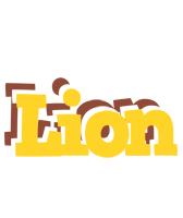 Lion hotcup logo