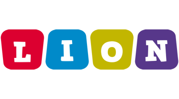 Lion kiddo logo
