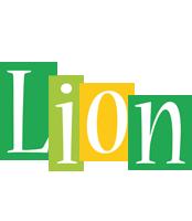 Lion lemonade logo