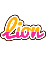 Lion smoothie logo