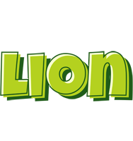 Lion summer logo