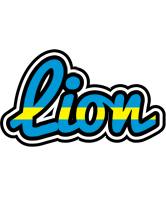 Lion sweden logo